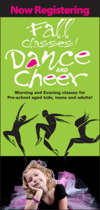 Now Registering for Fall Dance Classes