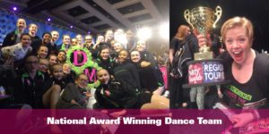 Award Winning Dance Teams