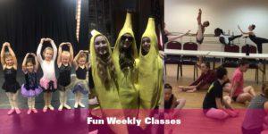 Fun Weekly Classes